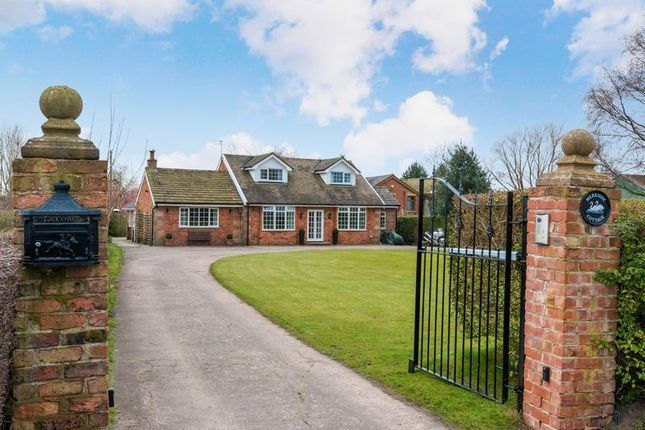 Thumbnail Detached house for sale in Crabtree Lane, Burscough, Ormskirk
