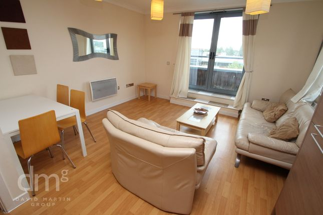 Flat for sale in Quayside Drive, Colchester