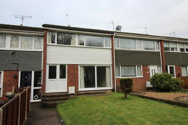 Thumbnail Terraced house to rent in Ellesmere, Thornbury, Bristol