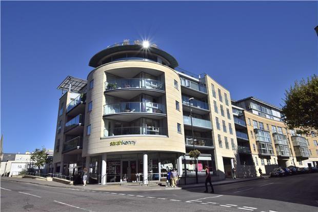 Thumbnail Flat for sale in North Contemporis, 20 Merchants Road, Clifton, Bristol