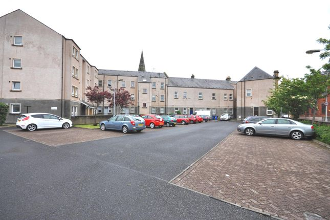 Thumbnail Flat to rent in Kirkside Court, Leven