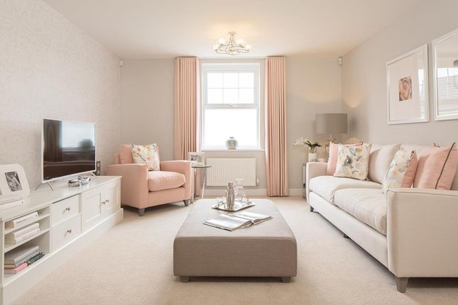 """Thumbnail Detached house for sale in """"Holden"""" at Newport Road, St. Mellons, Cardiff"""