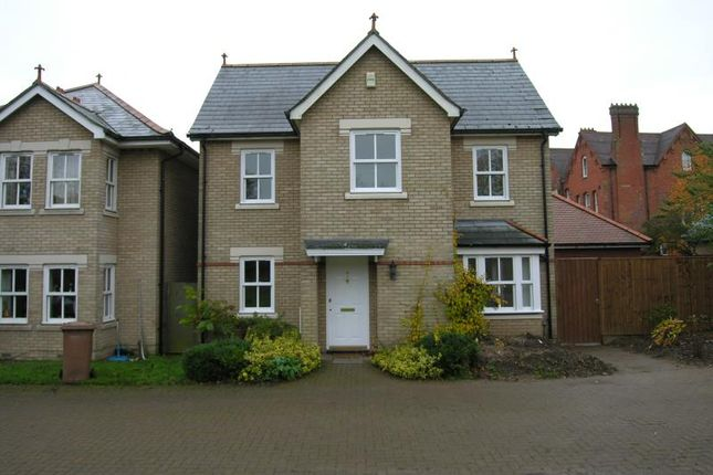 Thumbnail Detached house to rent in George Frost Close, Ipswich