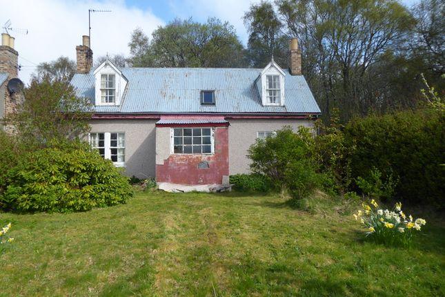 Thumbnail Detached house for sale in Carron, Aberlour