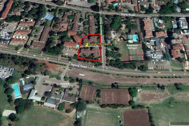 Thumbnail Property for sale in Makindi Road Junction, Ngong Road, Nairobi, Kenya
