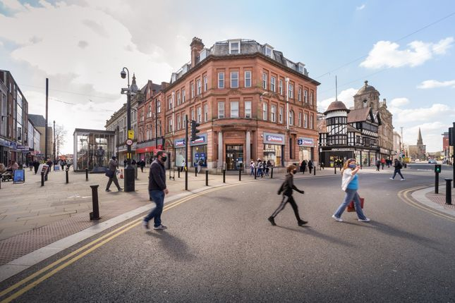 Thumbnail Retail premises for sale in Deansgate & Oxford Street, Bolton