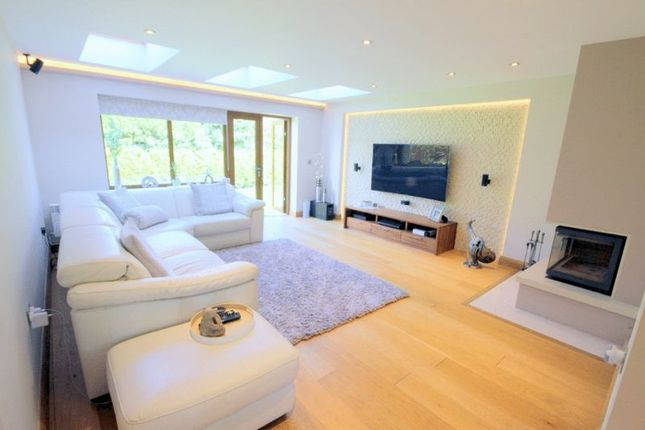 Thumbnail Detached house for sale in Willow Dale, Aston, Stone