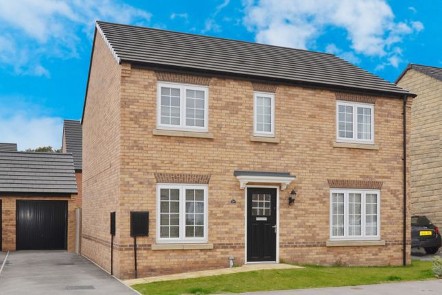 Thumbnail Detached house to rent in Meadow Lane, Auckley, Doncaster