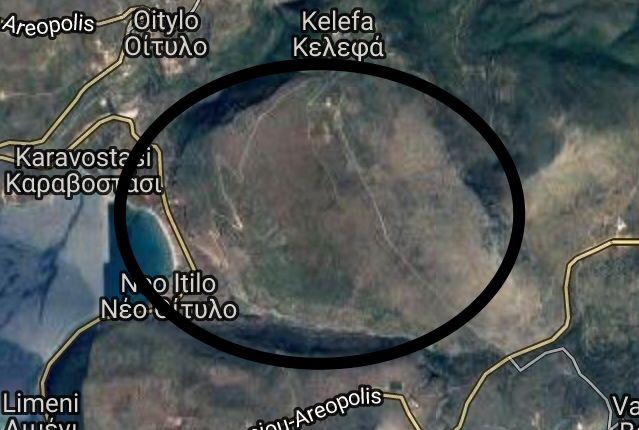 Land for sale in Karavostasi, Peloponnese, Greece