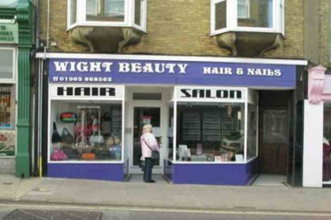 Retail premises for sale in Yarborough Arcade, High Street, Shanklin