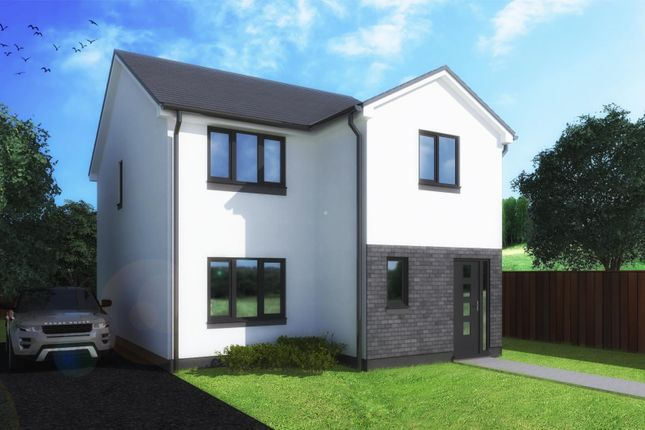 Thumbnail Detached house for sale in Breichwater Place, Fauldhouse, Bathgate