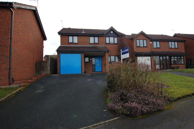 Thumbnail Detached house for sale in Lakeside Court, Brierley Hill