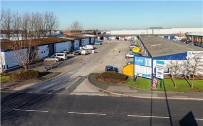 Light industrial to let in Lake Enterprise Park, Wirral, Merseyside