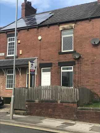 Thumbnail Terraced house to rent in Burton Road, Barnsley