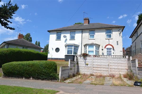 Thumbnail Semi-detached house to rent in Danesbury Crescent, Kingstanding, Birmingham