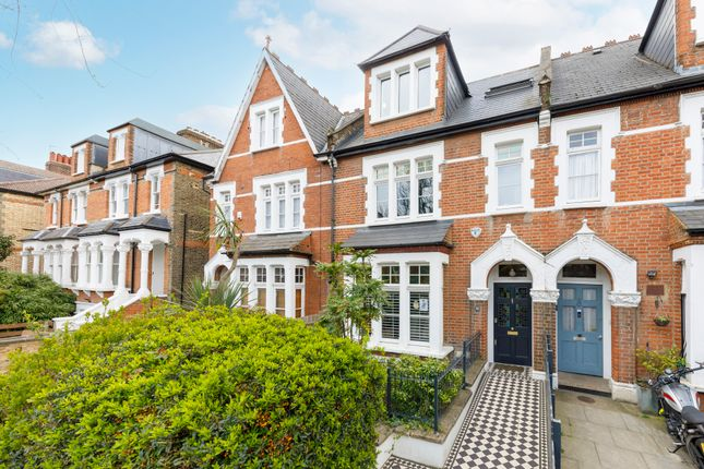 4 bed terraced house for sale in Ashley Road, London N19