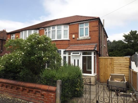 Thumbnail Semi-detached house for sale in Victoria Road, Fallowfield, Manchester, Greater Manchester