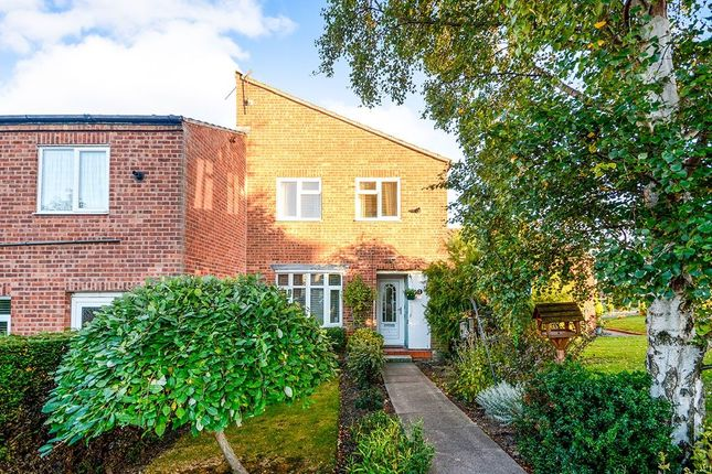 Thumbnail Terraced house for sale in Sudbury Close, Chesterfield