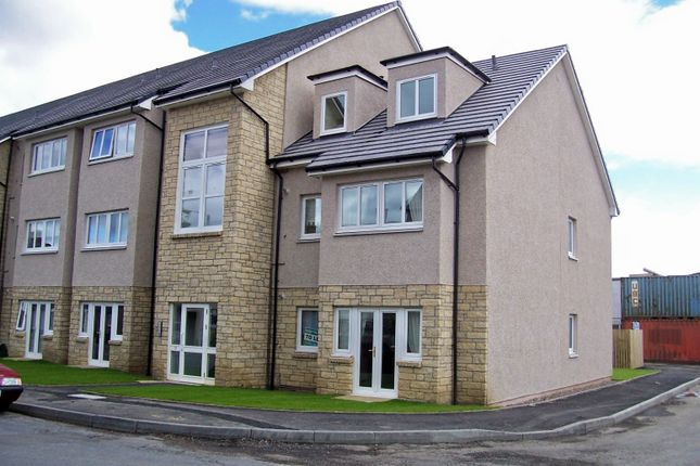 Thumbnail Flat to rent in Oakfield Street, Kelty