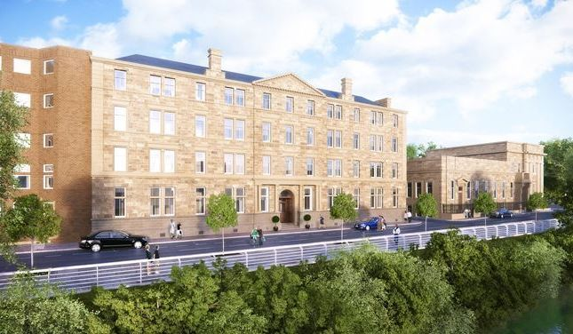 Thumbnail Flat for sale in Clyde House, Glasgow