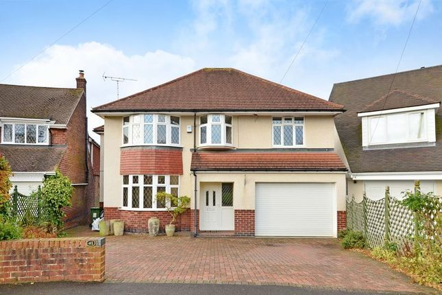 Thumbnail Detached house for sale in Elwood Road, Sheffield