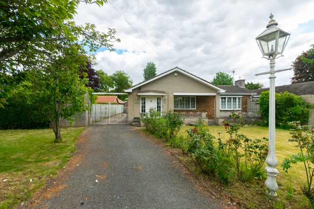 Thumbnail Detached bungalow for sale in Melton Gardens, Sprotbrough, Doncaster