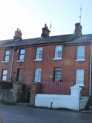 Thumbnail Terraced house for sale in Mourne View Terrace, Bessbrook, Newry