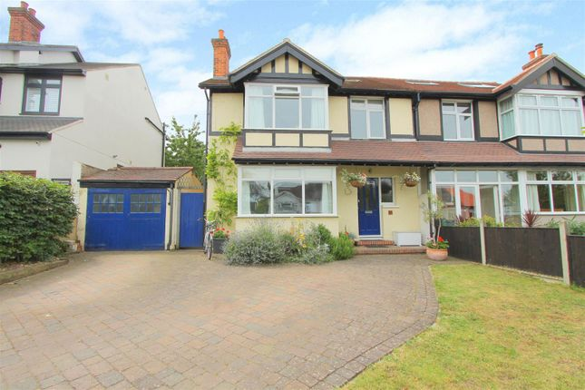 Thumbnail 5 bed semi-detached house for sale in Beddington Gardens, Carshalton