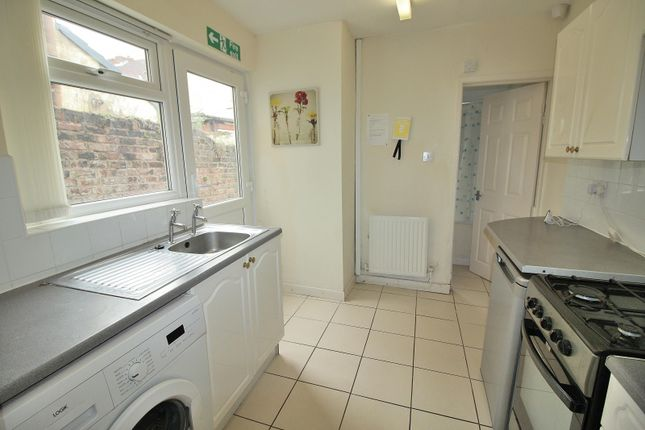 Kitchen of Hero Street, Bootle L20