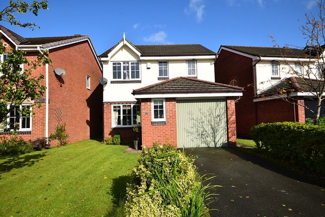Thumbnail Detached house for sale in Farleigh Close, Westhoughton