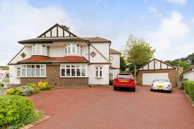 Thumbnail Semi-detached house to rent in Ronald Close, Beckenham