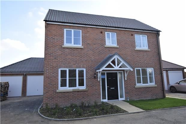 Thumbnail Detached house for sale in Hillcrest House, New Dawn At Norton, Norton