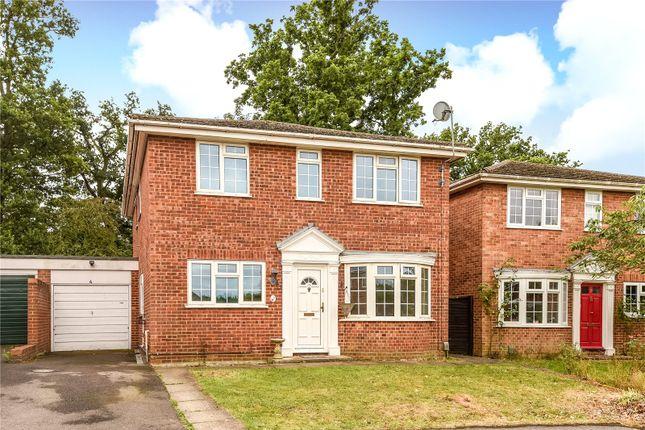 Thumbnail Detached house to rent in Lenham Close, Winnersh, Wokingham, Berkshire