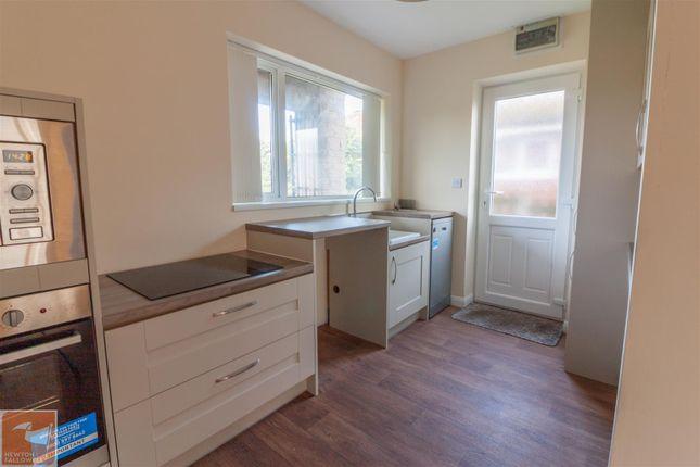 Kitchen of West Walk, Retford DN22