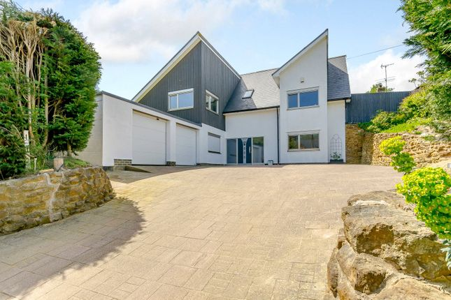 Thumbnail Detached house for sale in Griffin Road, Braybrooke, Market Harborough, Northamptonshire
