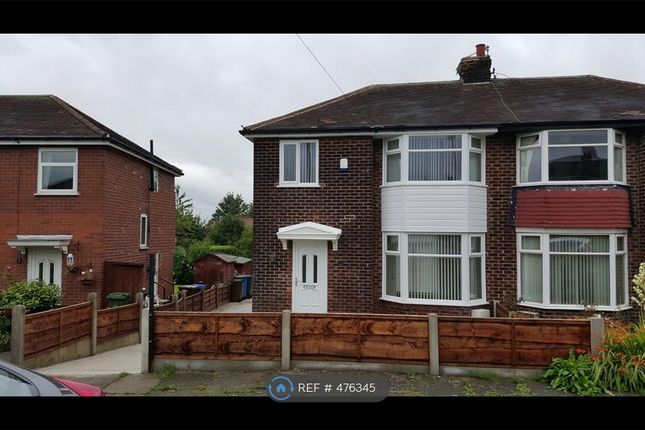 Thumbnail Semi-detached house to rent in Waverley Road, Hyde
