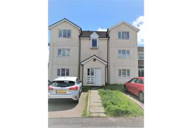 Thumbnail Flat for sale in Bishop Hannon Drive, Cardiff