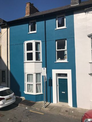 Thumbnail Semi-detached house to rent in George Street, Aberystwyth