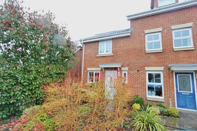 Thumbnail Terraced house for sale in White Tree Close, Fair Oak, Eastleigh
