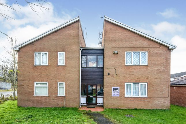 1 bed flat for sale in Telford Way, Saltney, Chester CH4