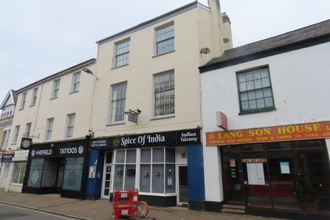 1 bed flat to rent in Bear Street, Barnstaple EX32