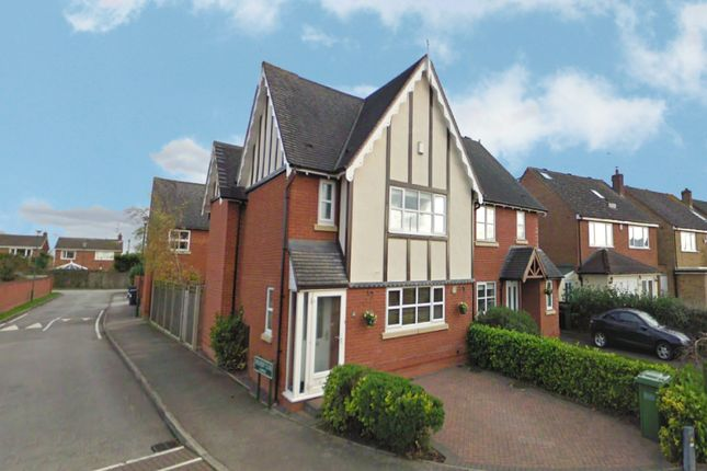 3 bed semi-detached house for sale in Shelfield Close, Hockley Heath, Solihull B94