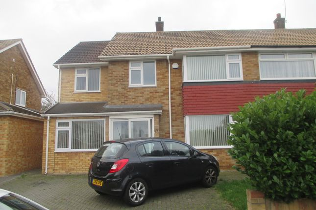 Thumbnail Semi-detached house to rent in Sapho Park, Gravesend