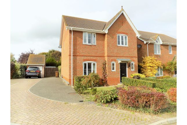 Thumbnail Detached house for sale in Scoones Close, Bapchild, Sittingbourne