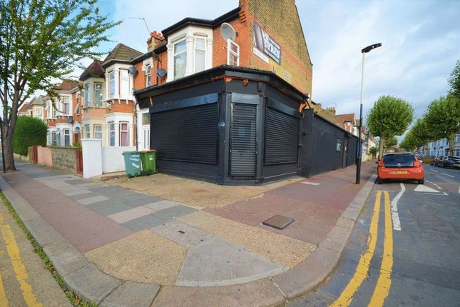 Thumbnail Land for sale in Burges Road, East Ham