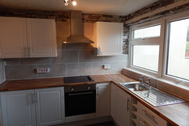 Thumbnail Terraced house to rent in Radcliffe Close, Southway, Plymouth