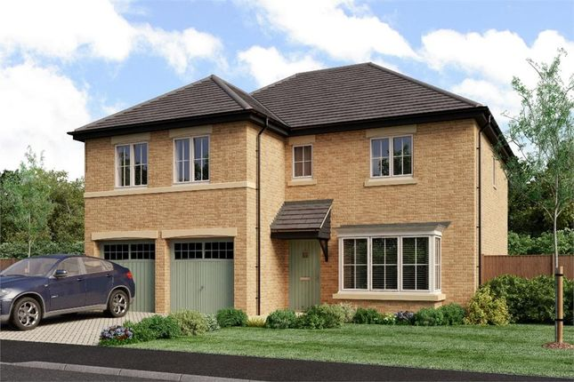 "Thumbnail Detached house for sale in ""The Jura"" at West Lane Cottages, Longframlington, Morpeth"
