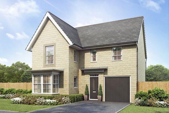 "Thumbnail Detached house for sale in ""Halstead"" at Kepple Lane, Garstang, Preston"