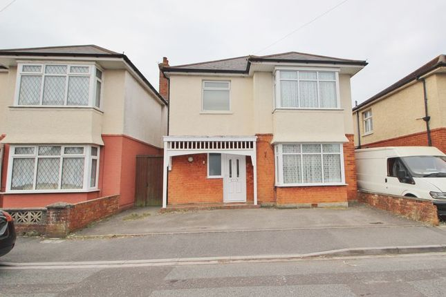 Thumbnail Detached House To Rent In Gorsecliff Road Bournemouth