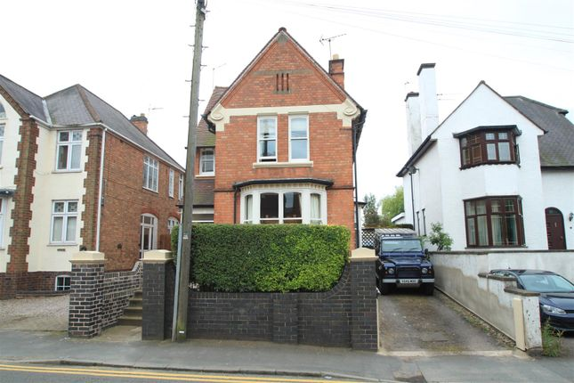 3 bed detached house to rent in Shilton Road, Barwell, Leicester